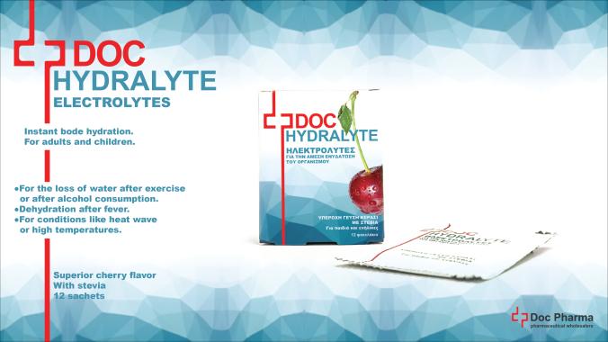 DOC HYDRALYTE