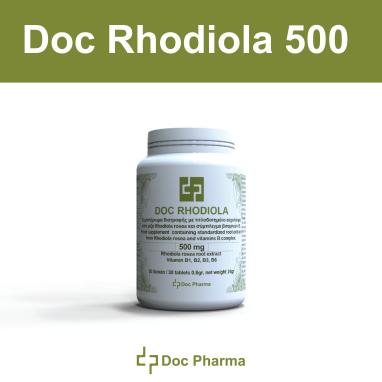 Doc Rhodiola